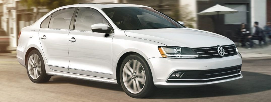 Color Options available for the 2017 VW Jetta