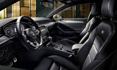 Volkswagen Arteon interior features and technology