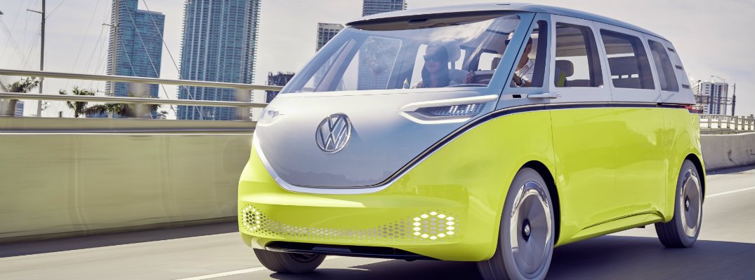 Volkswagen I.D. BUZZ named Concept Truck of the Year