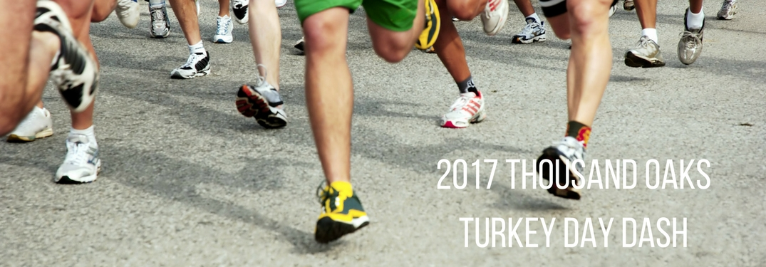 2017 Thousand Oaks Turkey Day Dash