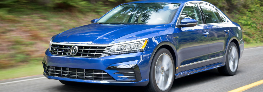 How strong is the 2018 Volkswagen Passat?