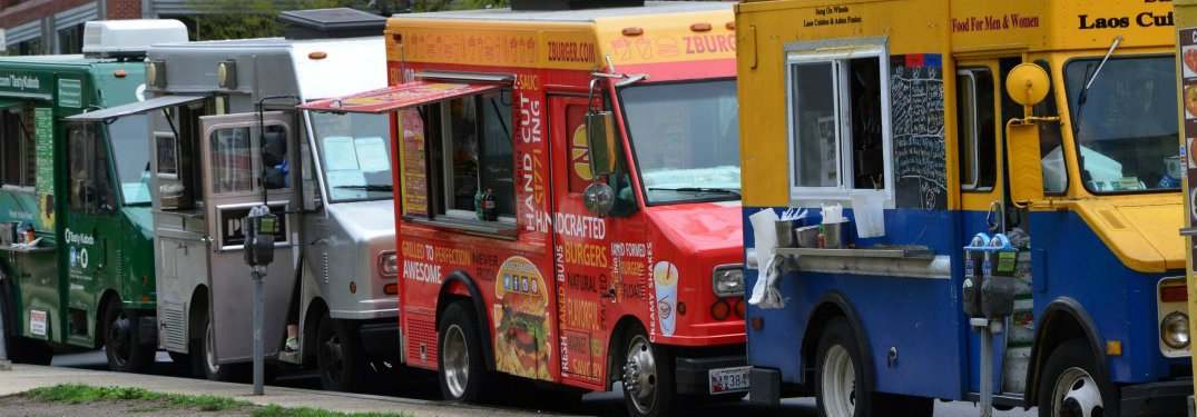 Food truck rallies near Thousand Oaks CA 2018