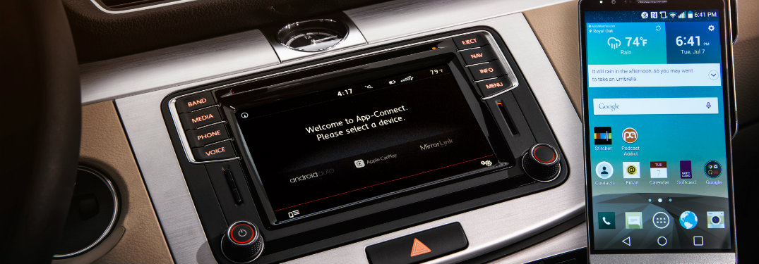Volkswagen Car-Net® new features