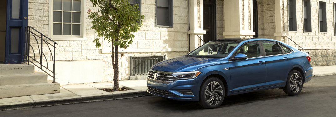 2019 Volkswagen Jetta safety features