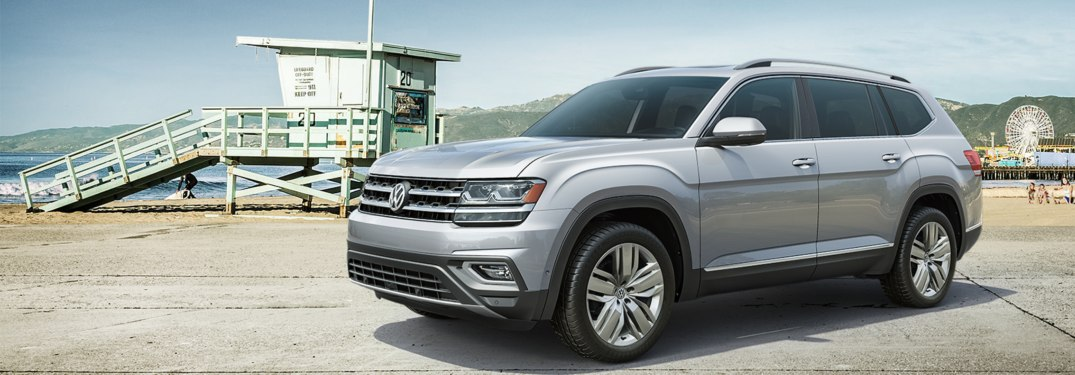 2019 Volkswagen Atlas Cabin Space