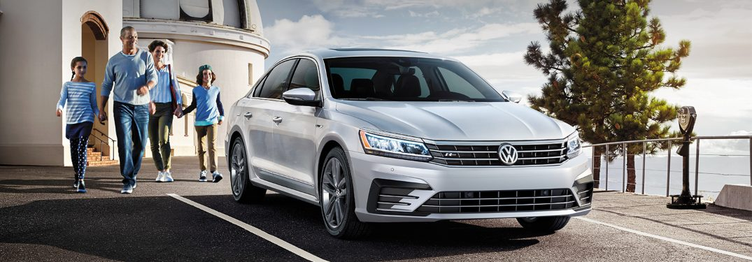 2019 Volkswagen Passat Changes & Updates