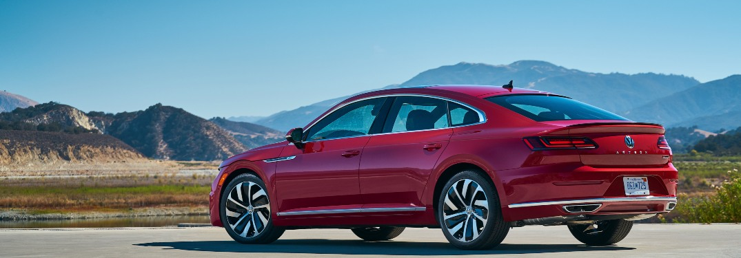 How spacious is the 2019 Volkswagen Arteon?