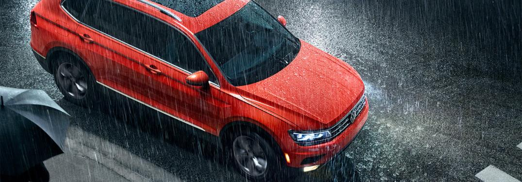 Highlighting the Practicality of the 2019 Volkswagen Tiguan