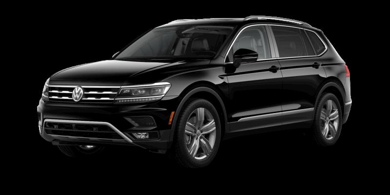 2019 Volkswagen Tiguan Deep Black Pearl