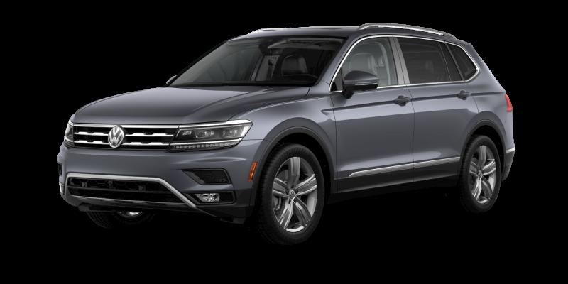 2019 Volkswagen Tiguan Platinum Gray Metallic