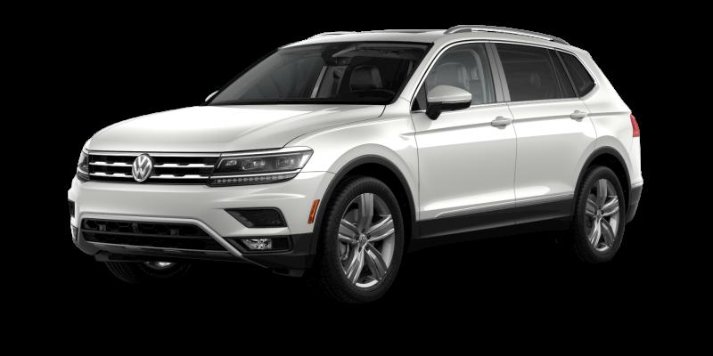 2019 Volkswagen Tiguan Pure White
