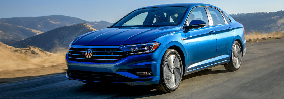 What Driver Aids are Available for the 2019 Volkswagen Jetta?
