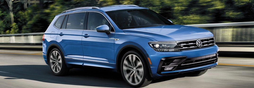 What's New in the Volkswagen Tiguan for the 2020 Model Year?