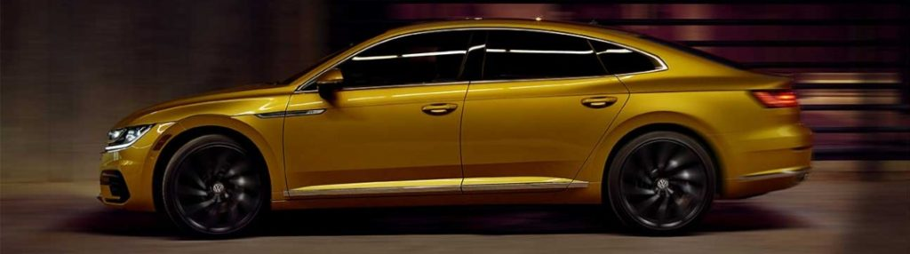 2019 Volkswagen Arteon from the side