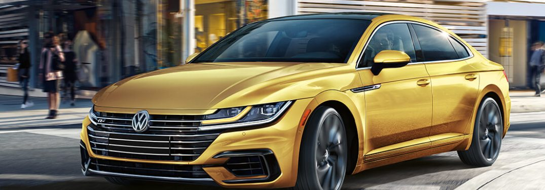 2019 Volkswagen Arteon Driver Aid & Safety Feature Highlights