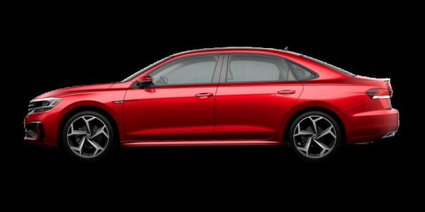 2020 Volkswagen Passat Aurora Red Metallic