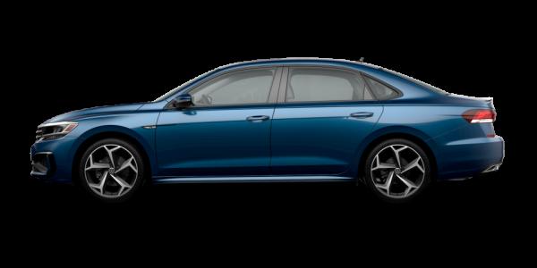 2020 Volkswagen Passat Tourmaline Blue Metallic