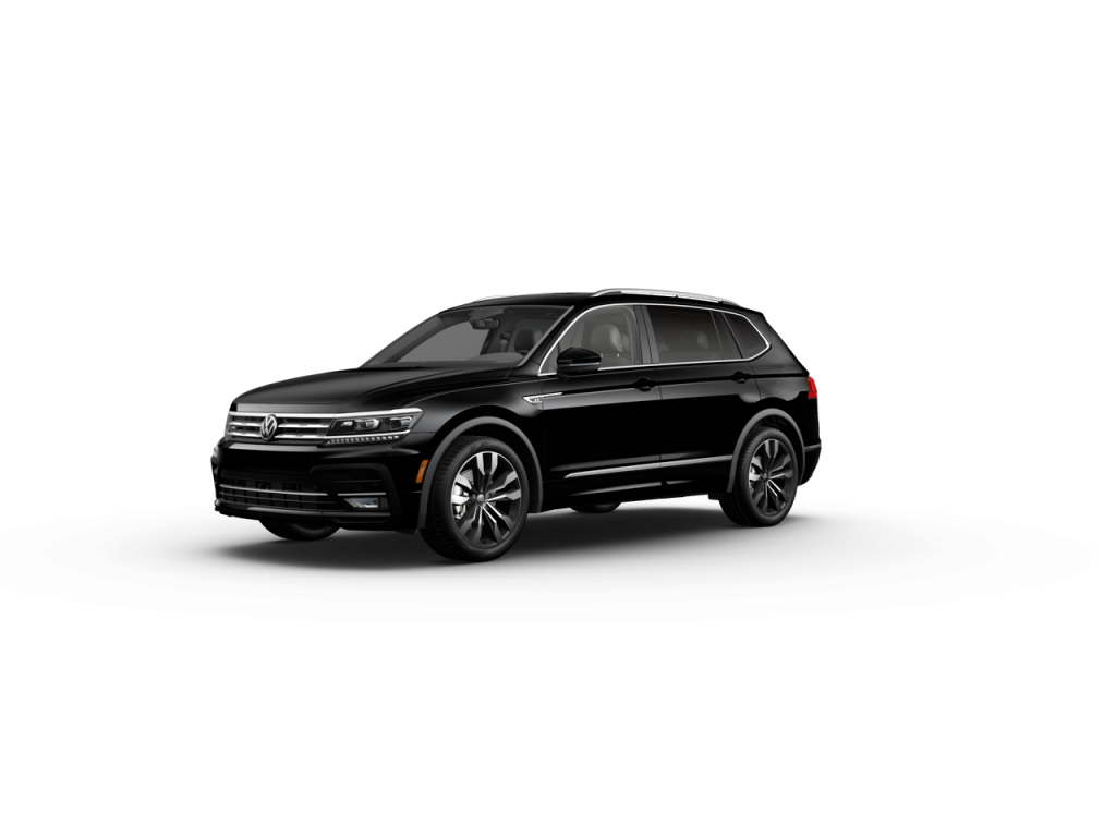 2020 Volkswagen Tiguan Deep Black Pearl
