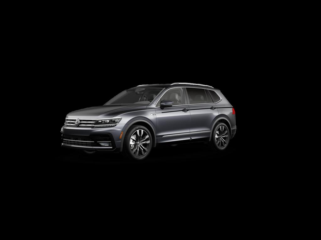 2020 Volkswagen Tiguan Platinum Gray Metallic