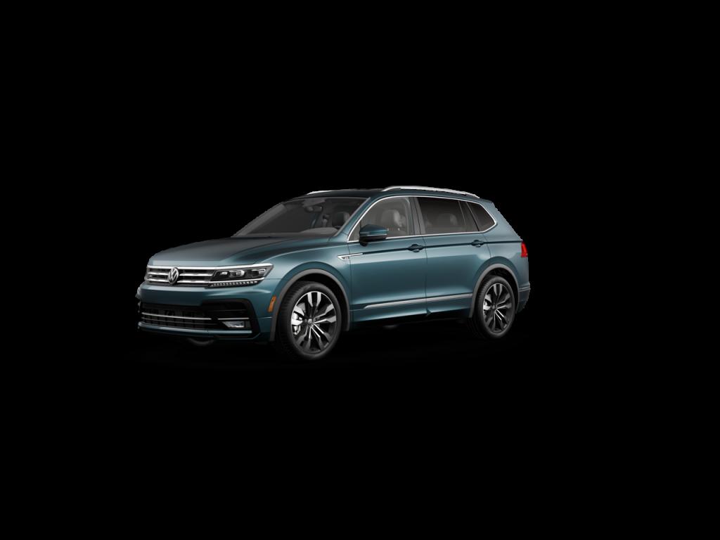 2020 Volkswagen Tiguan Stone Blue Metallic