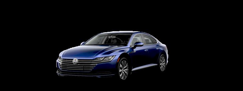 2019 Volkswagen Arteon Atlantic Blue Metallic