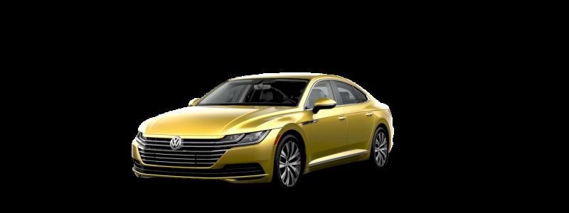2019 Volkswagen Arteon Kurkuma Yellow Metallic