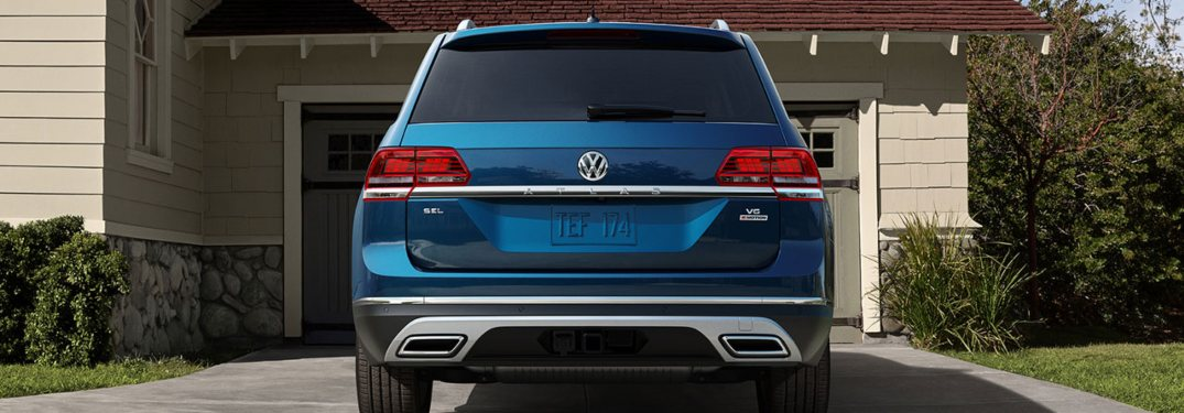 Why the 2020 Volkswagen Atlas is the Perfect Family SUV