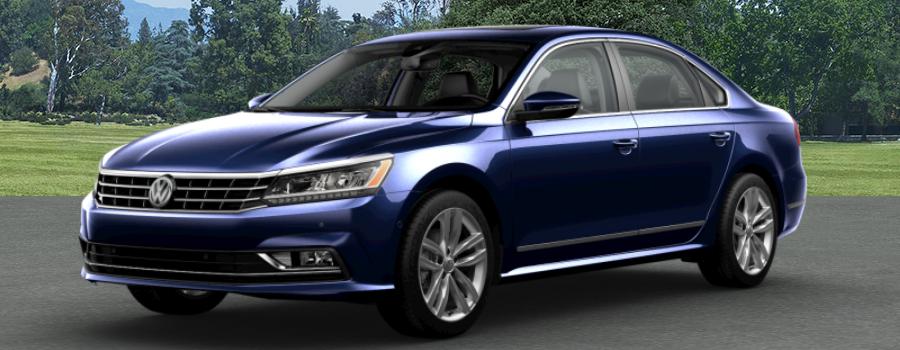 2018 Volkswagen Passat Tourmaline Blue