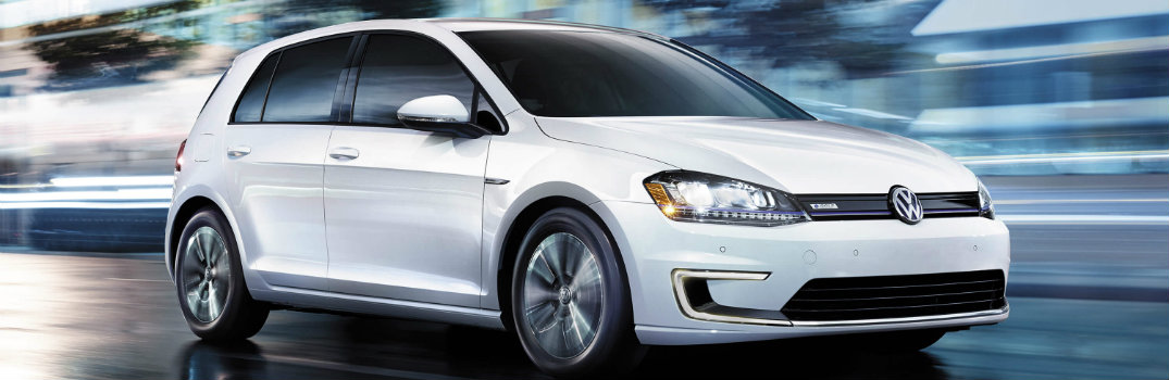 Volkswagen electric car options