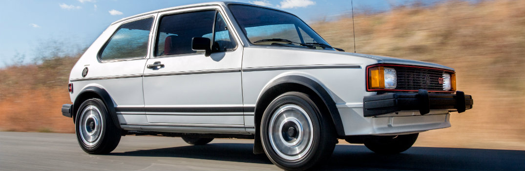 Volkswagen Golf name changes and origins