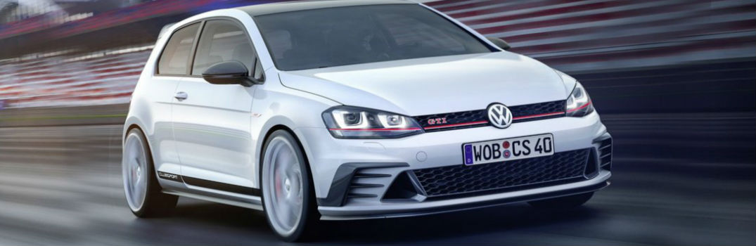 40th Anniversary 2016 Volkswagen Golf GTI Clubsport