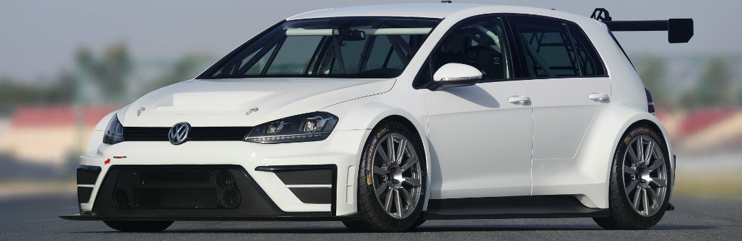 Volkswagen develops a racetrack-ready Golf