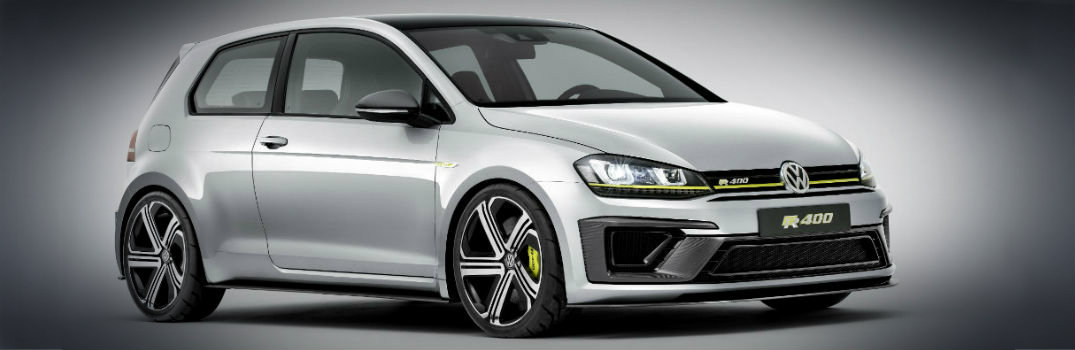 2016 VW Golf R400 Engine Performance