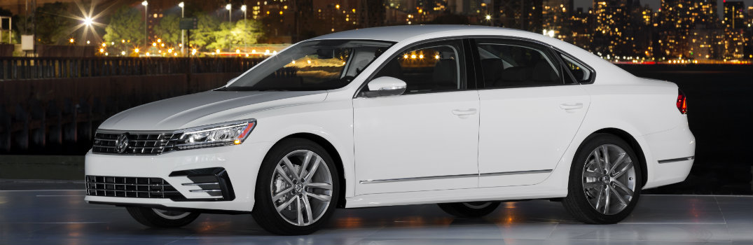 2016 Volkswagen Passat new design and features
