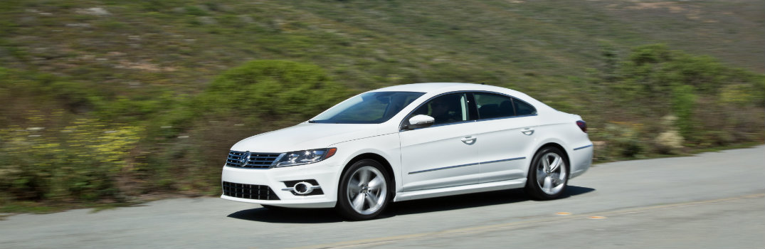 Differences in the 2016 Volkswagen CC