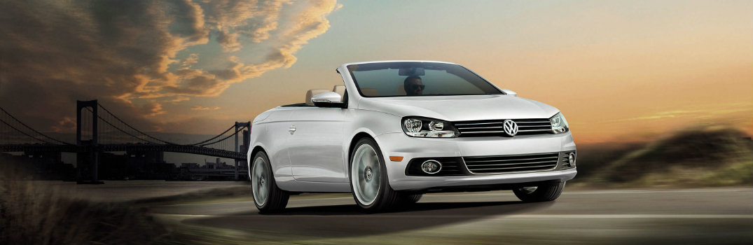 Discontinued 2016 VW Eos Komfort