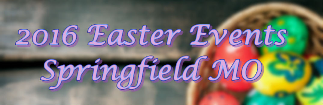 2016 Easter egg hunts in Springfield MO