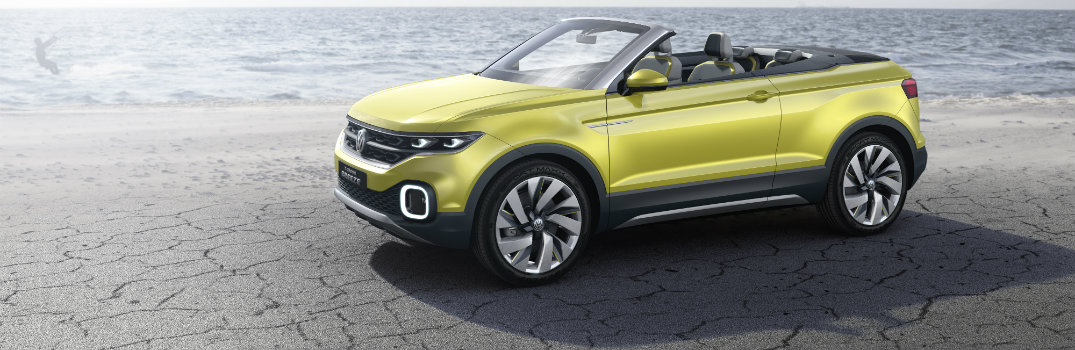 VW T-Cross Breeze Crossover SUV features and predictions