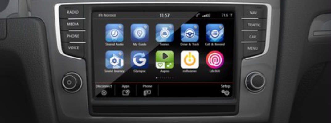 volkswagen is launching apple carplay and android auto. Black Bedroom Furniture Sets. Home Design Ideas