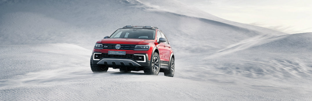 2018 VW Tiguan Hybrid: Rumor Or Reality? >> Vw Tiguan Gte Active Plug In Hybrid Suv Concept