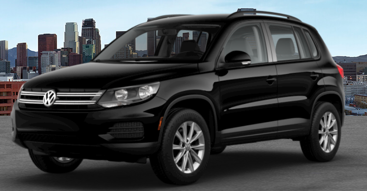 What Are The Color Options For The 2018 Vw Tiguan Limited