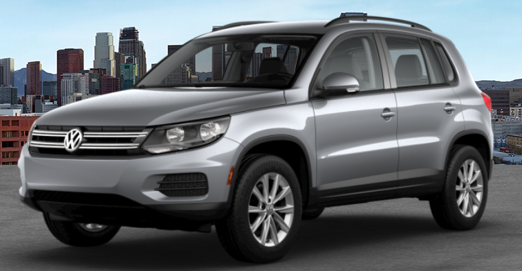 What are the Color Options for the 2018 VW Tiguan Limited?