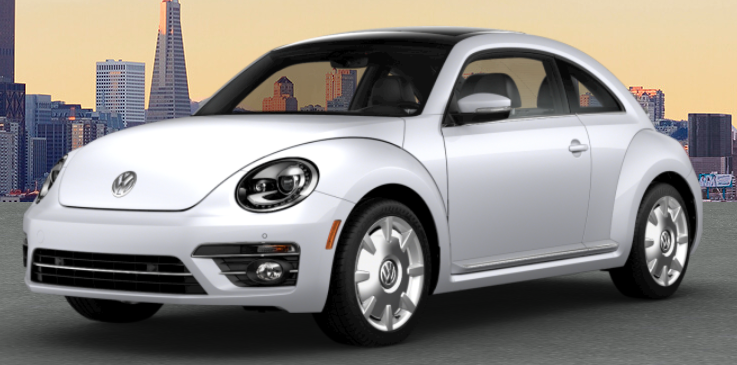 What Are The Color Options For The 2019 Vw Beetle