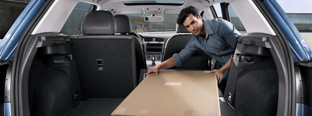 vw golf  passat cabin space  cargo capacity