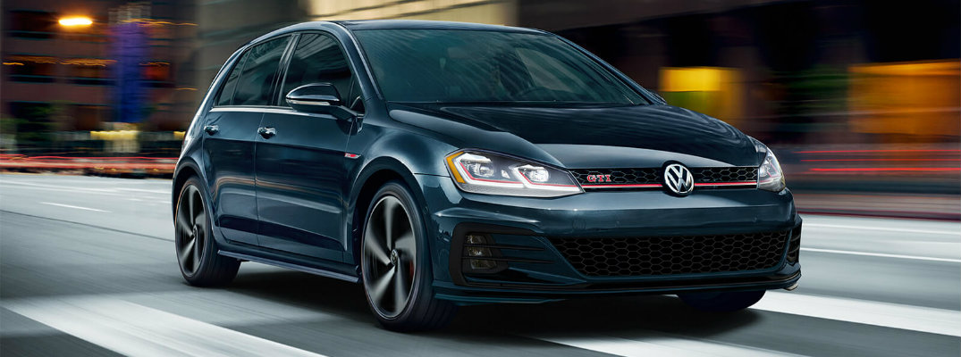 What Is The Rabbit Edition Trim For The 2019 Vw Golf Gti