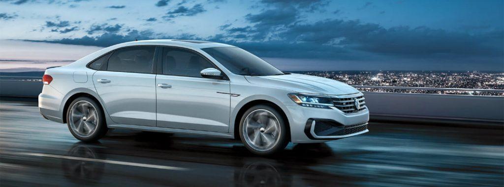2020 Volkswagen Passat Color Options