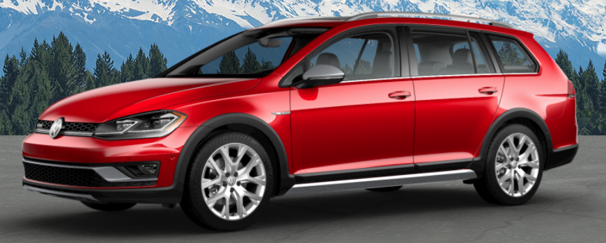 2019 Volkswagen Golf Alltrack Paint Color Options