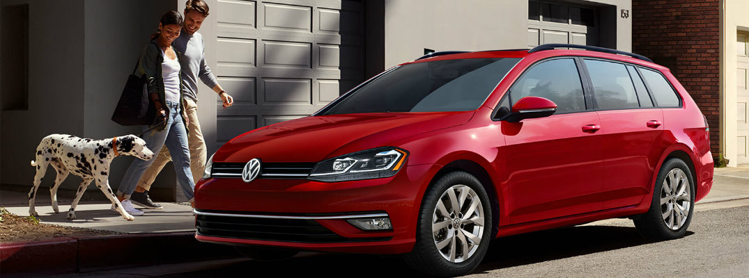 What are the Differences Between the 2019 Volkswagen Golf SportWagen Trims?