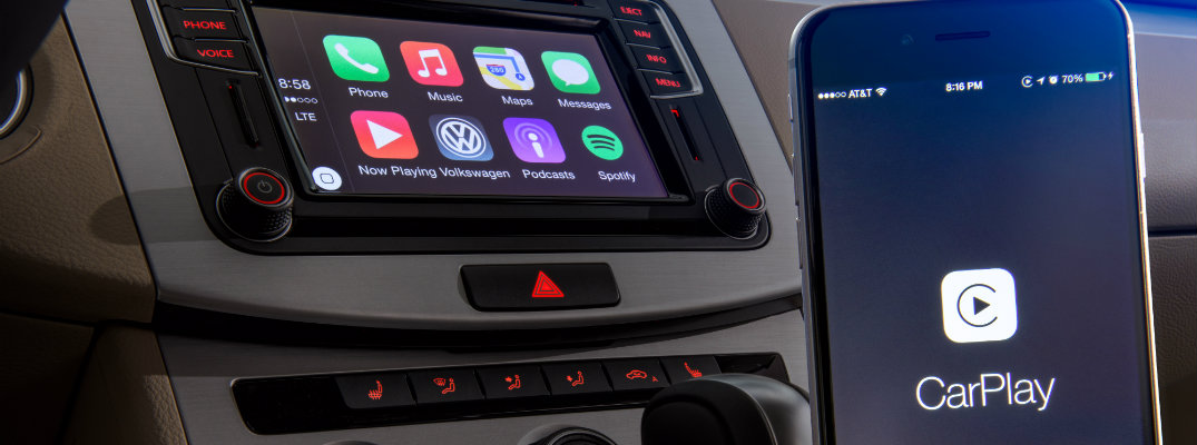 How to Access Siri Using Apple CarPlay in a Volkswagen how to connect your phone to Volkswagen Apple CarPlay