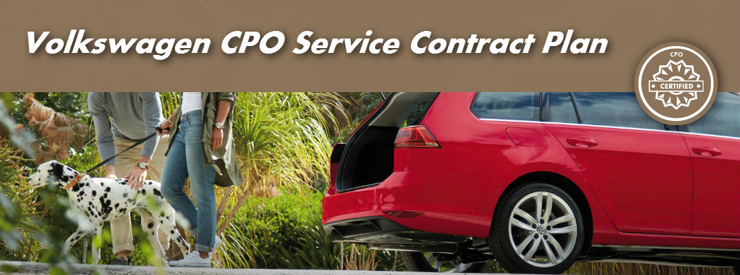What is Covered Under VW CPO Service Contract Plan
